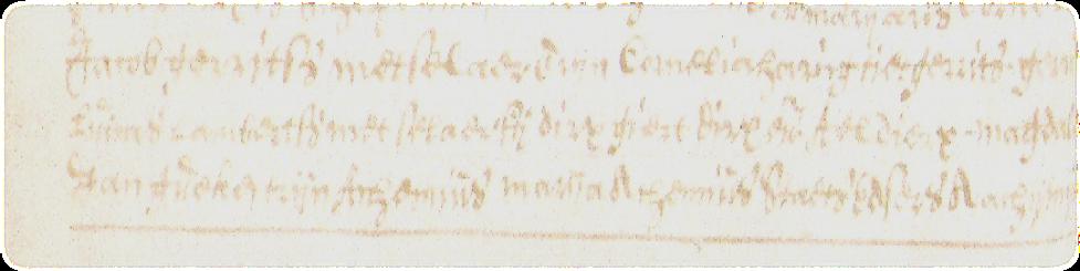 image of 1642 baptism of Aachijmijus Guckes
